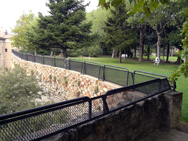 Vrt za DV u šutnji